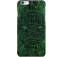 Breaking out of the binary iPhone Case/Skin