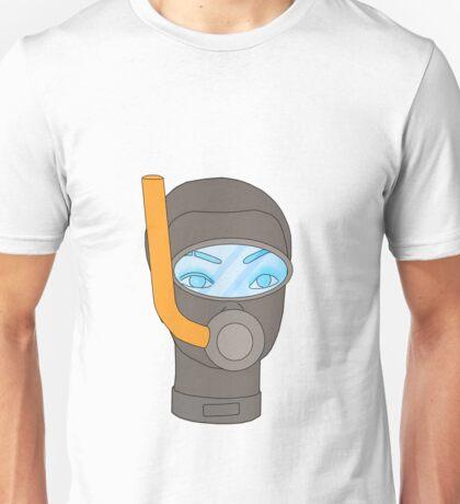 deep sea head Unisex T-Shirt