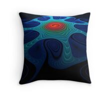 Gnarl Hill Throw Pillow