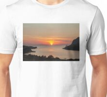 Towney Sunset Unisex T-Shirt