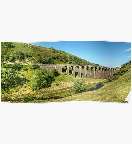 Smardale Gill Viaduct Poster