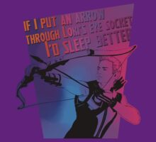 Clint Barton by KanaHyde