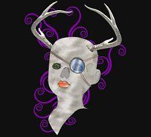 stag doll skull Unisex T-Shirt