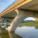 Just a bridge by Peter Wiggerman
