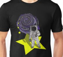 star man Unisex T-Shirt