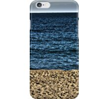 Beach, Sand, Sky Photography iPhone Case/Skin