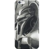 Introspection of a Cylon iPhone Case/Skin
