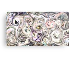 Manipulated pearl look Metal Print
