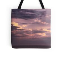 Clearing Storm Clouds over the Atlantic Tote Bag