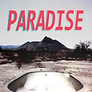 Paradise is a desert sky by Jakemazing