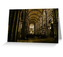 Mary Magdalene Church Greeting Card