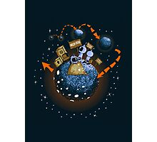 Intergalactic Hitchhikers Photographic Print