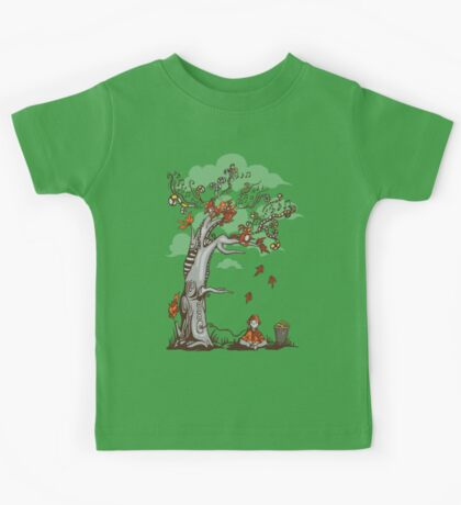 I Hear Music In Everything Kids Tee