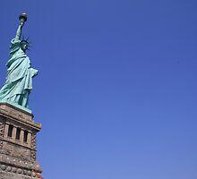 Statue of Liberty.. by Lauren Tucker