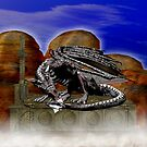 Dragon Guardian  by LoneAngel