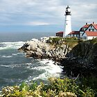 Portland Head Lighthouse by Gary Adams