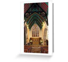 Saint Helen's Greeting Card