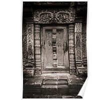 Banteay Srei (The Pink Temple) Poster