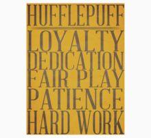 Hufflepuff (Harry Potter) T-Shirt