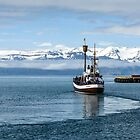 Leaving Husavik by MarcW