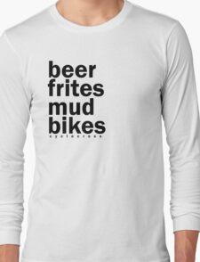 Cyclocross Long Sleeve T-Shirt