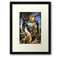 War Pimp. Framed Print