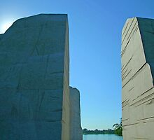 Visiting Martin Luther King by Cora Wandel
