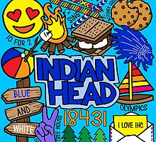 Indian Head Camp by coreybloomberg