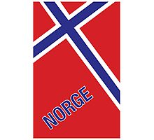 Norge Photographic Print