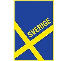 Sverige Photographic Print
