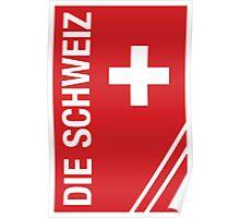 Die Schweiz Poster