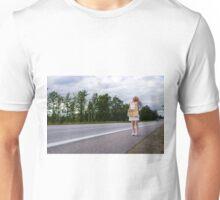 Choose a destination Unisex T-Shirt