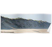 norfolk dunes Poster