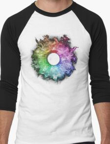 Eye II Men's Baseball ¾ T-Shirt