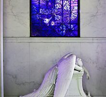 Weeping Angel by Jan Cartwright