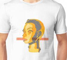 head print Unisex T-Shirt
