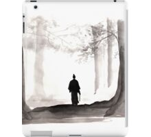 sword of doom iPad Case/Skin