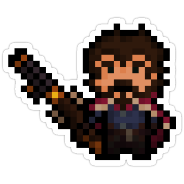 Pixel-Gunslinger Graves by Pixel-League