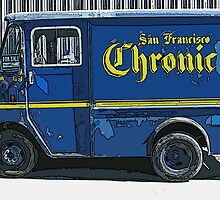 SF Chronic Truck by Samuel Sheats