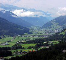 Kärnten, Carinthia, Austria, by Daidalos