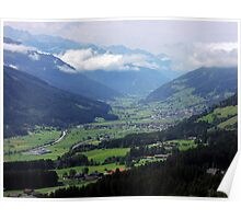 Kärnten, Carinthia, Austria, Poster