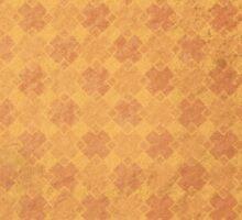 Orange Rug Sticker