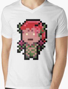Pixelplant Zyra Mens V-Neck T-Shirt