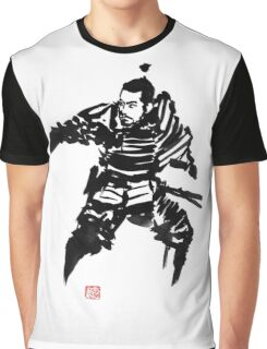 chateau Graphic T-Shirt