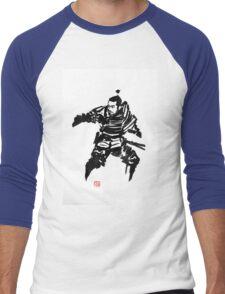 chateau Men's Baseball ¾ T-Shirt