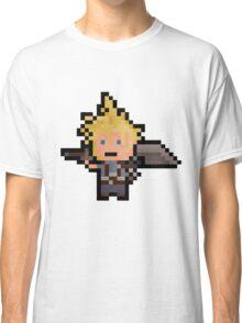 Pixel Cloud Classic T-Shirt