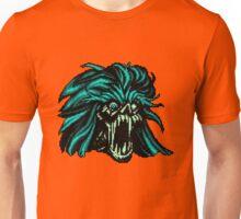 DEMONHEAD (Blue) Unisex T-Shirt