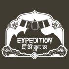 Expedition Everest - Chomolungma  by Tiffany Bailey
