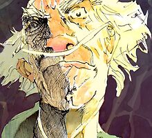 Hector Salamanca by BurkyShtuff