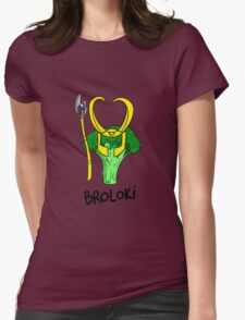 Broloki Womens Fitted T-Shirt
